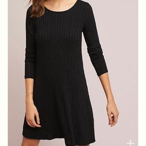 Michael Stars Ribbed Dress From Anthropologie